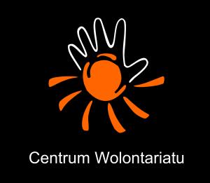 logoCENTRUM WOLONTARIATU czarne