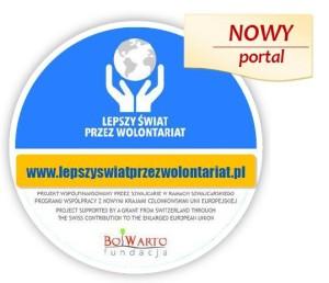 banner OKRĄGŁY wolontariat