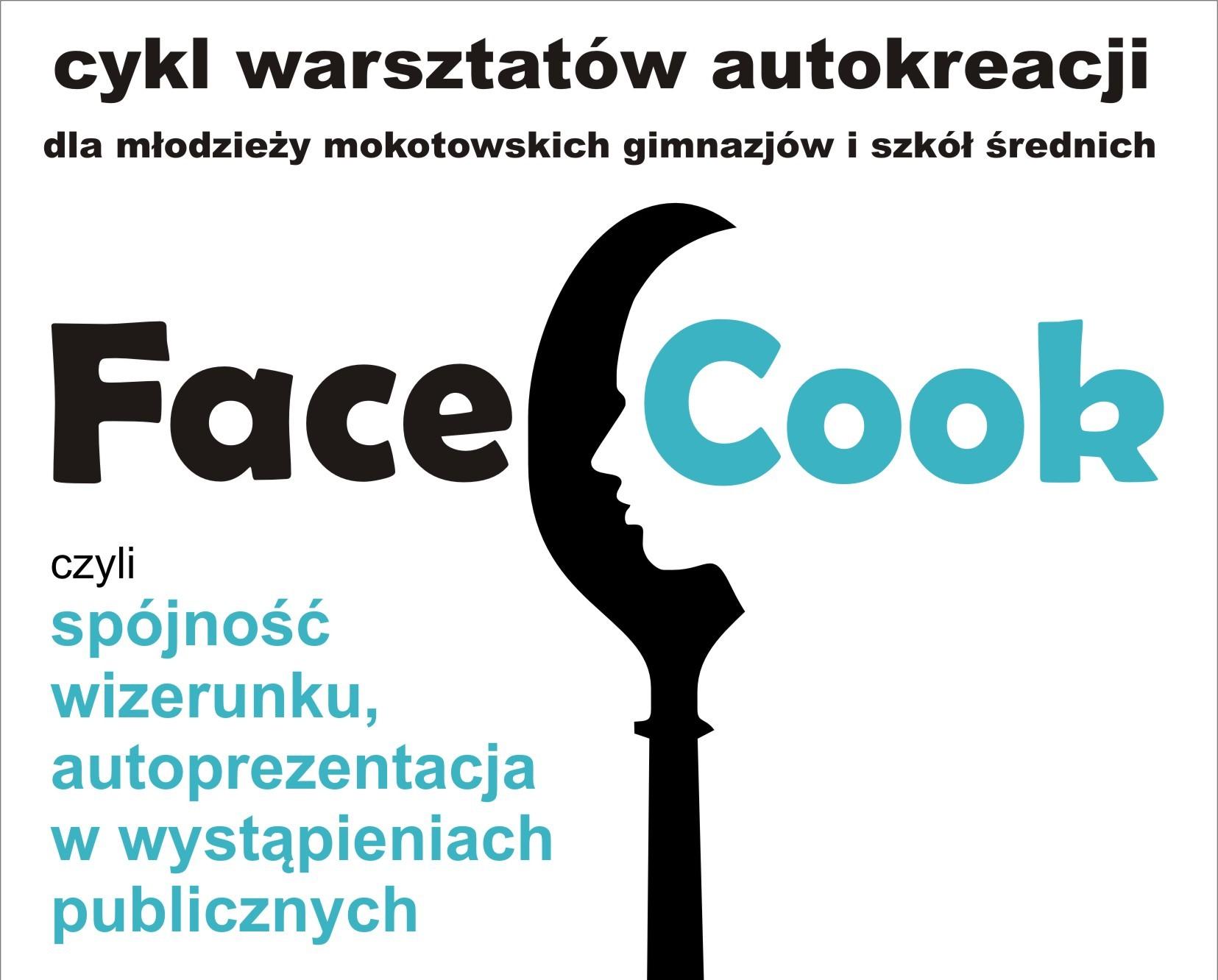 facecook plakat