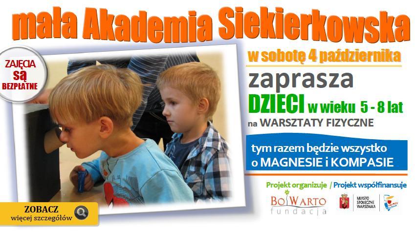 WINIETA mała akademia siekierkowska