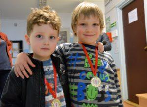 medalowe chłopaki